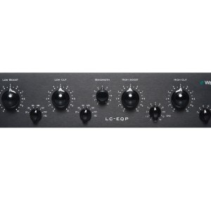 Wes Audio LC-EQP Single Channel Passive Equalizer