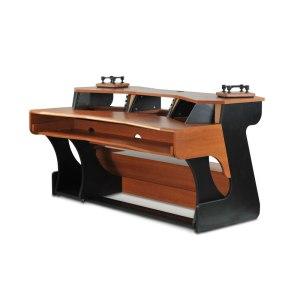 ZAOR MIZA X2 Studio Desk Black Cherry
