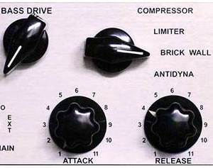 Al.So Dynax2 Stereo Compressor and Limiter
