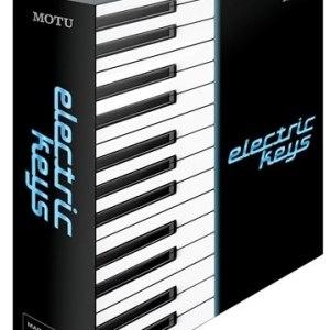 MOTU Electric Keys Virtual Instrument Software