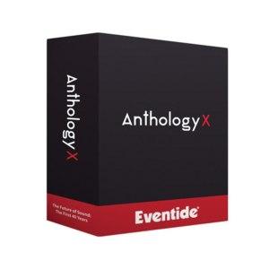 Eventide Anthology X Native Plug-in Bundle