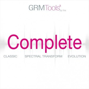 GRM Tools Complete 2 Collection, Native Software Plugin Bundle