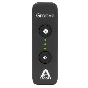 Apogee Groove USB DAC And Headphone Amp