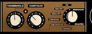Kush Audio Tweaker Discrete-VCA Mono Compressor