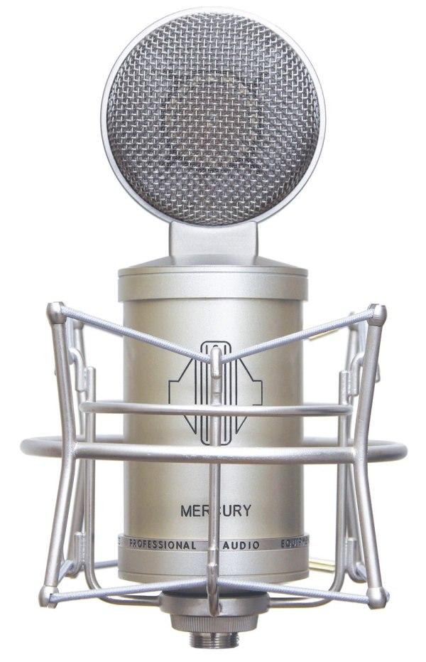 Sontronics Mercury (Variable Pattern Valve Microphone)