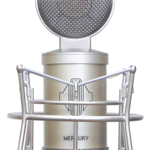 Sontronics Mercury (Variable Pattern Valve Microphone)