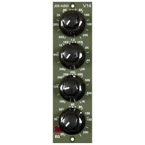 JDK Audio V14 500-Series 4 Band EQ Module