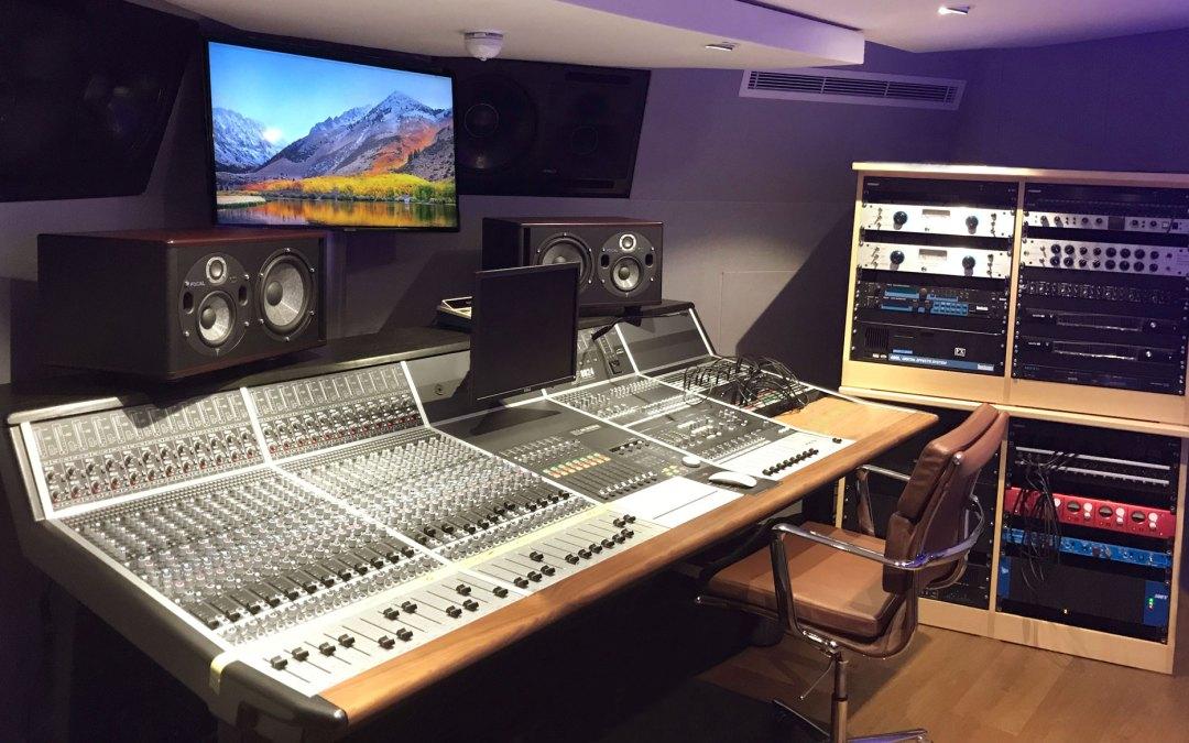 Nick Lloyd Webber Recording Studio