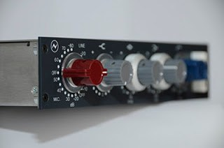 Neve 1073N Mic Pre, EQ available from Kazbar Systems