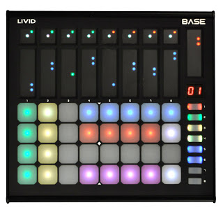 Livid Instruments Base MIDI Controller available from Kazbar Systems