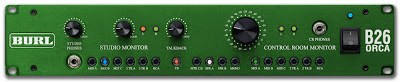 Burl B26 Orca Speaker Controller available from Kazbar Systems