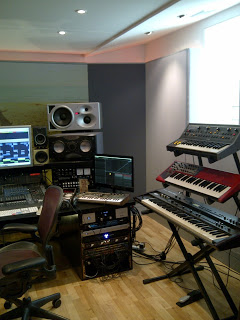 James Reynolds Studio Installation by Kazbar Systems