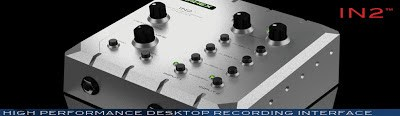 Aphex IN2 Audio Interface available from Kazbar Systems