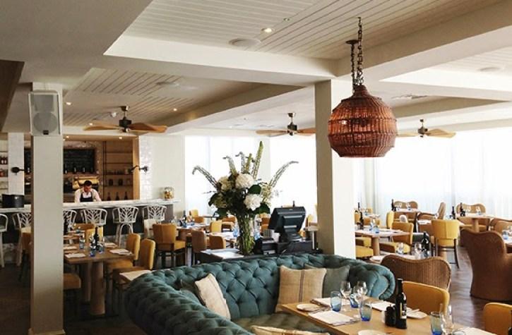 Harbour Hotel Salcombe Restaurant