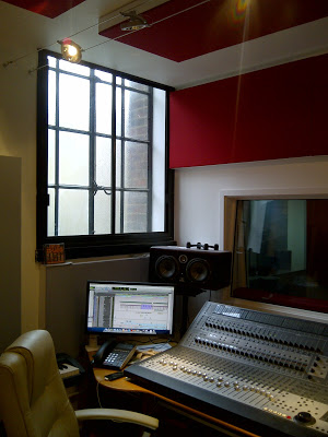 Sylvia Young Theatre School Control Room Design and Installation from Kazbar Systems