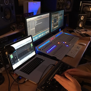 Soft Tube & Focal Trio Demonstrations With Ben Robbins At Soho Studios