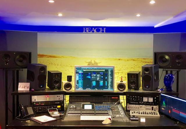 James F Reynolds Studio Speaker Upgrade from Kazbar Systems