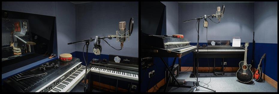 Joe Fields @ Soho Studios
