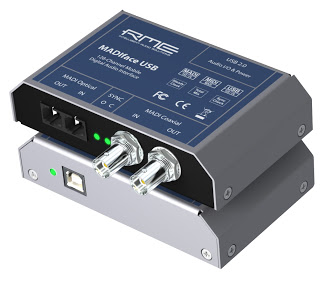 RME MADIface USB available from Kazbar Systems