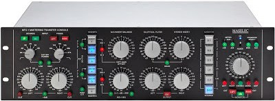 Maselec MTC-1 Mastering Console available from Kazbar Systems