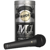 Rode M1 Micropone available from Kazbar Systems