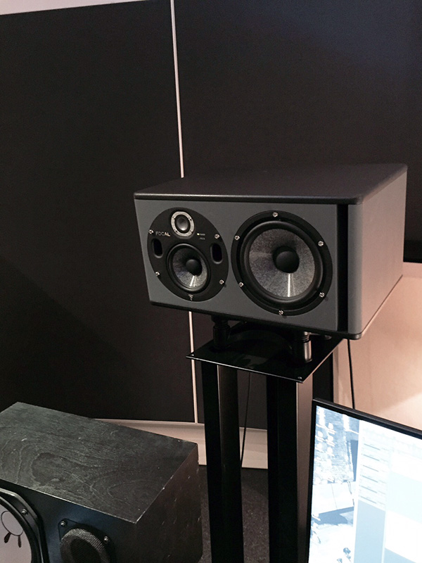 Stuart Roslyn Upgrades To Focal Trio 6BE Speakers With Kazbar Systems