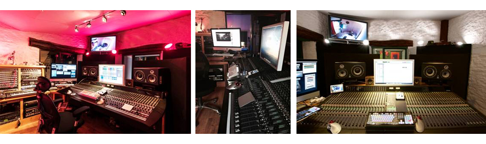 Gary Stevenson Studio Upgrade & Installation by Kazbar Systems