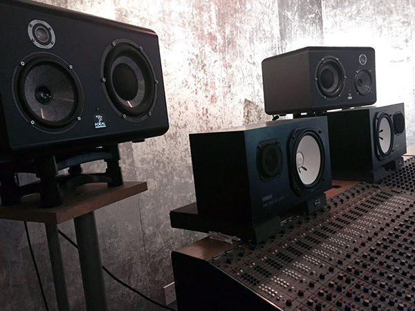 Focal SM9 Active Monitor Speakers available from Kazbar Systems