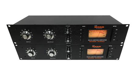 Warm Audio WA76 from Kazbar Systems
