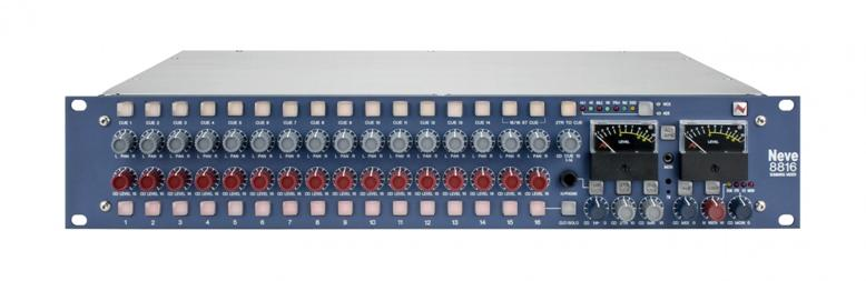 Neve 8816 Summing Mixer Front