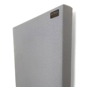 Kazbar Systems Acoustic Panel in Rum Gray