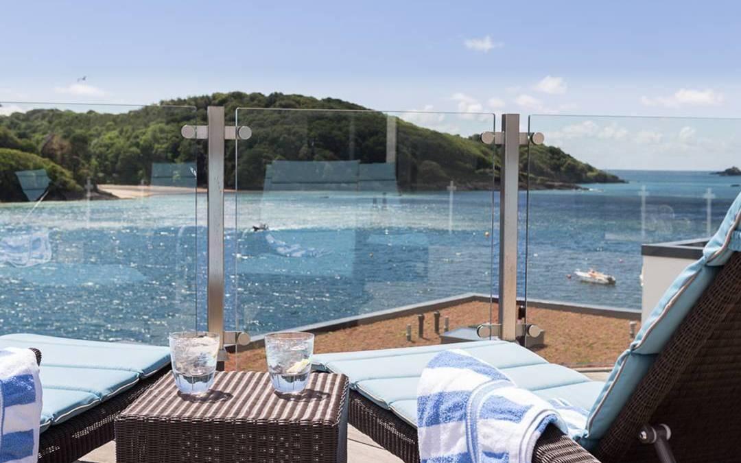 Harbour Hotel Salcombe Sun Lounge