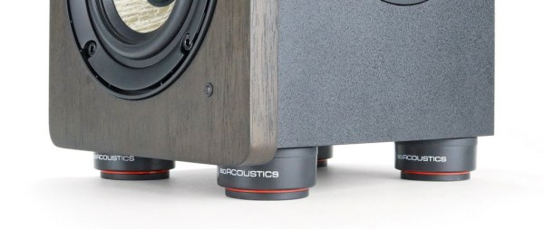 IsoAcoustics ISO Puck Mini Speaker stands