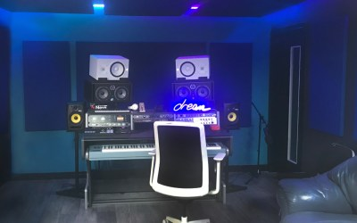Acoustic Solution for Quays Production & Podcasting Studio