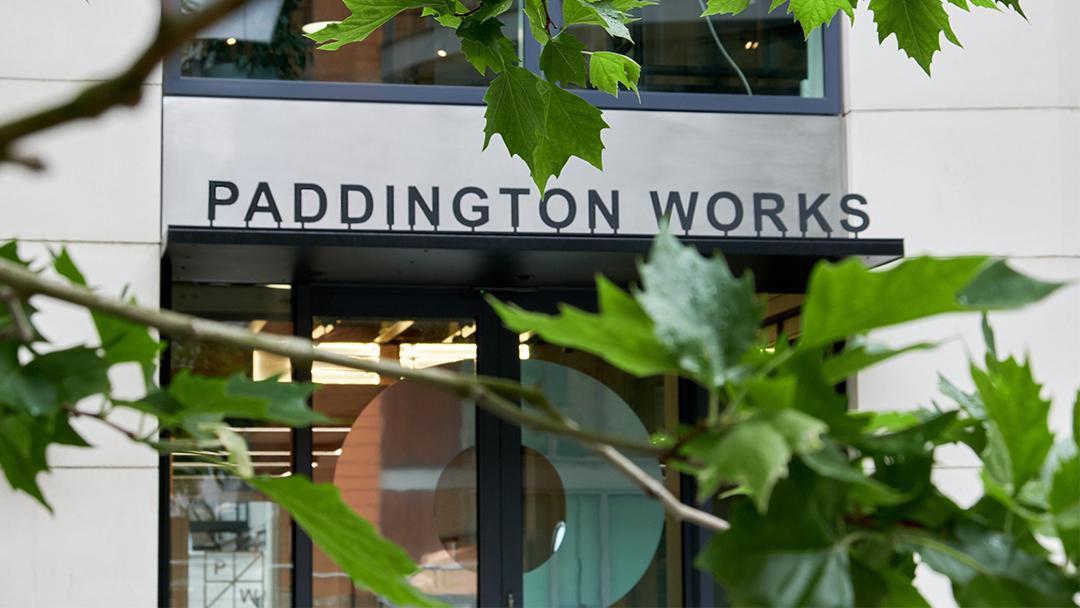 Paddington Works exterior