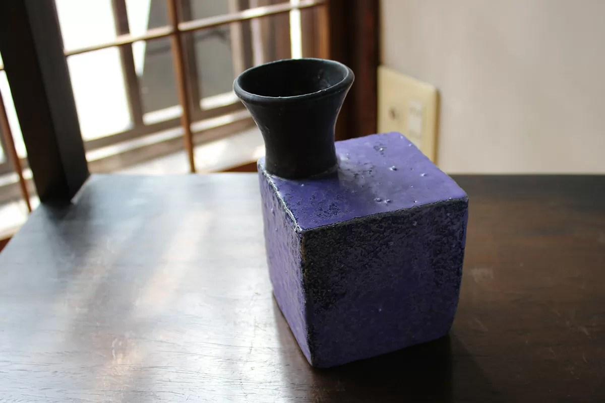花瓶(紫)