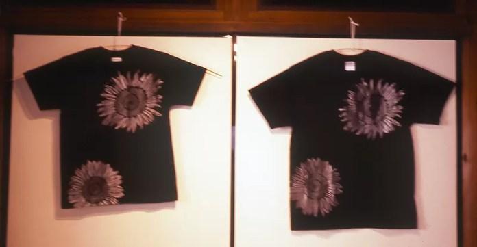 ひまわりTシャツ