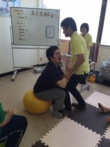 咲生歩&海Seaの中心は岡田さん。いつも一生懸命だからメンバーさんからも大人気です♪