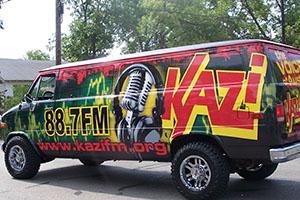KAZI 88.7 FM