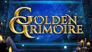 Golden Grimoire kazino spēle