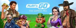 """""""Play'n GO"""" spēlēs kazino piedāvājums līdz 75€ tikai 11.lv kazino"""
