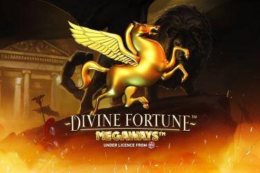 Divine Fortune Megaways spēles apraksts un bezmaksas kazino spēles