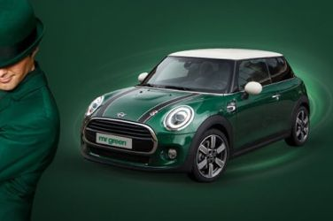 Saņem Mini Cooper Mr Green Kazino