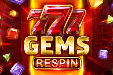 777 Gems Repsin spēļu automāts