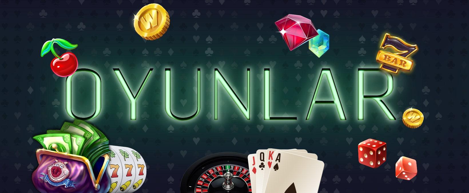 Casino Oyunları