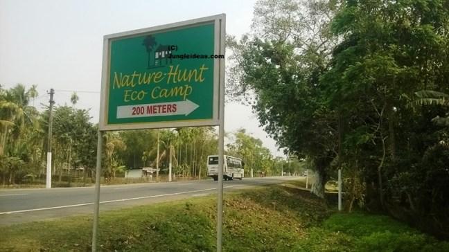 Nature Hunt Eco Camp Kaziranga, Kaziranga Hotels. Kaziranga Resorts
