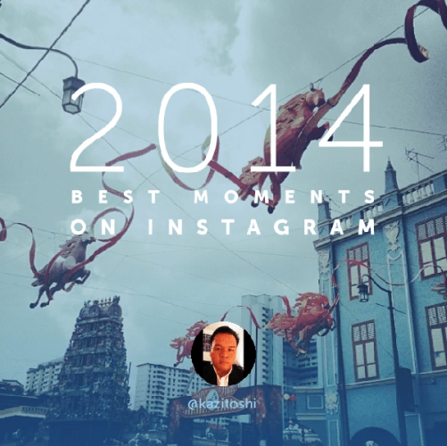 Kazitoshi Instagram Best Moments 2014 Iconosquare