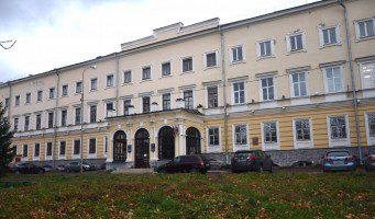 Историческое здание Казанскй духовной академии