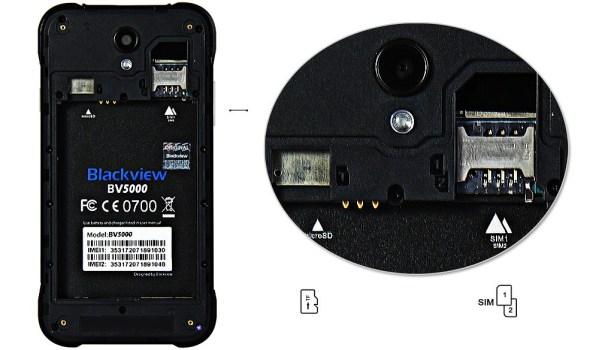 Blackview BV5000 4G