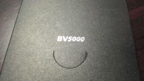 BV5000と言う型番らしい
